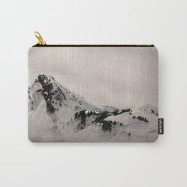 Felt Mountain Carry-All Pouch