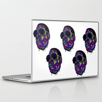 gangster Laptop & iPad Skins featuring Rap Gangster by emalakaite