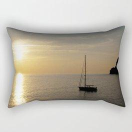 Sailing boat  Rectangular Pillow