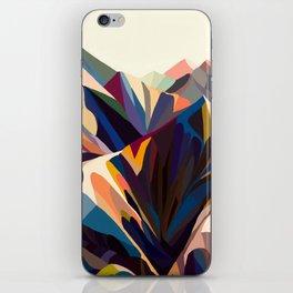 Mountains original iPhone Skin