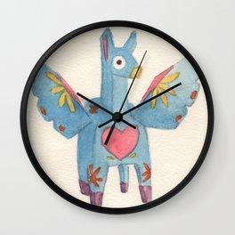 alebrije Wall Clock