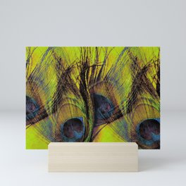 Four Eyes Mini Art Print