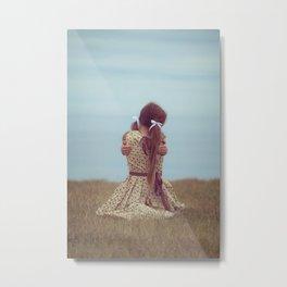 consolation Metal Print