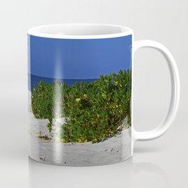 The Beach at Gasparilla State Park II Coffee Mug