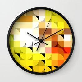 Tessal8td Wall Clock