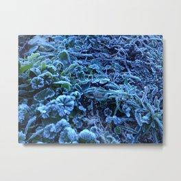 before snowing Metal Print