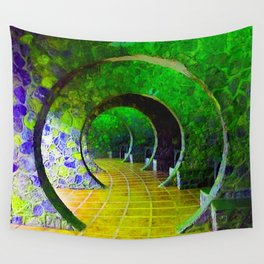 The Passage Wall Tapestry