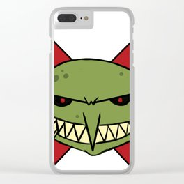 Nitrogoblin Clear iPhone Case