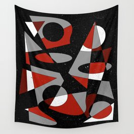 Abstract #116 Wall Tapestry