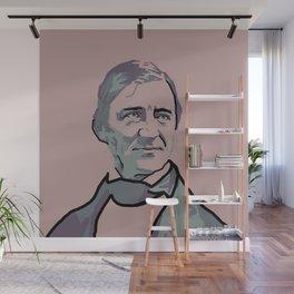 Ralph Waldo Emerson Wall Mural