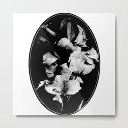 Vintage flowers. Metal Print