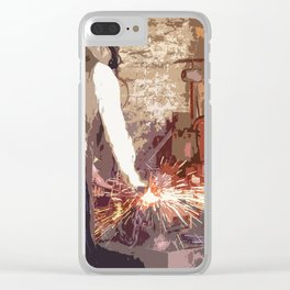 The Forge Clear iPhone Case
