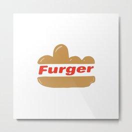 Furger Metal Print