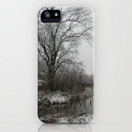 Light Dusting iPhone Case