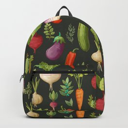 Garden Veggies Backpack