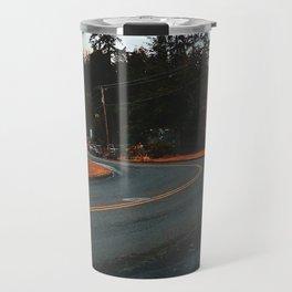 Oregon Road Travel Mug