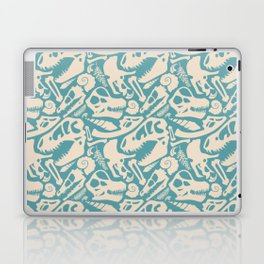 Fossil Pattern Laptop & iPad Skin