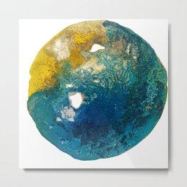 ice moon Metal Print
