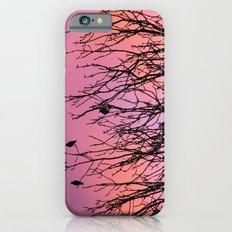 Tree Birds. Slim Case iPhone 6s