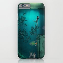 Filtered Sentiences iPhone Case