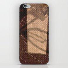 Me & bike iPhone & iPod Skin