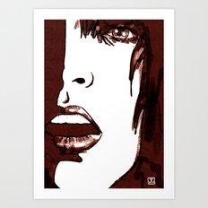 pop up Art Print