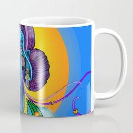 Blue, Young God Coffee Mug
