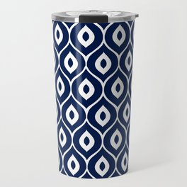 Leela Navy Travel Mug