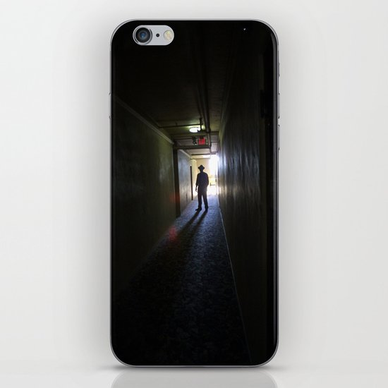 mood noir  iPhone & iPod Skin