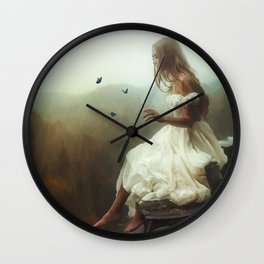 forever, always Wall Clock