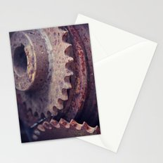 Rust 4 Stationery Cards