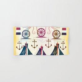 Sailor Hand & Bath Towel