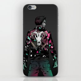 The Nights will Bring Us Together iPhone Skin