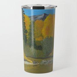 Kebler Pass  Travel Mug