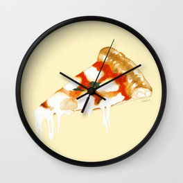 Pizza Napoletana Wall Clock