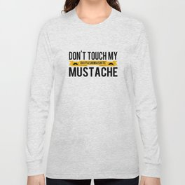 DO ITASHIMASHITE Long Sleeve T-shirt