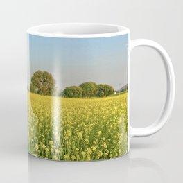 Mustard flowers Coffee Mug