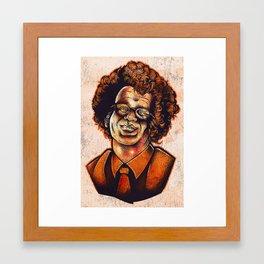 Dr. Steven Brule Framed Art Print
