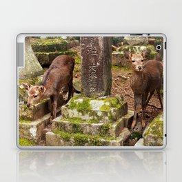 Nara Deer Laptop & iPad Skin