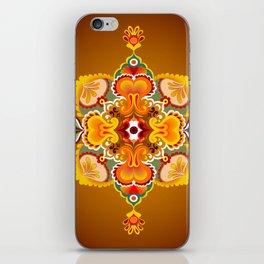 Inner explosion-III iPhone Skin