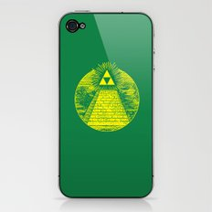 Masonic Link  iPhone & iPod Skin