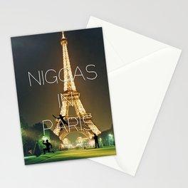 Niggas In Paris Stationery Cards