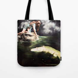 Back With My Darling Tote Bag