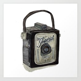 Imperial Camera 620 Art Print