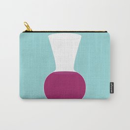 Showtasting - Wine Glass - Big Tippie Carry-All Pouch