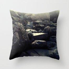 Stinson Beach 1 Throw Pillow