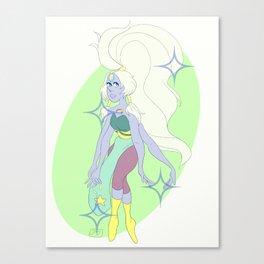 Opal (Steven Universe) Canvas Print
