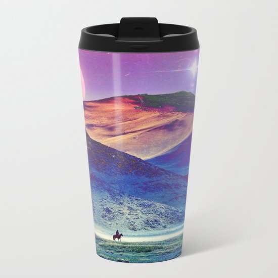 Me & U. Metal Travel Mug