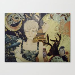 Migration Canvas Print