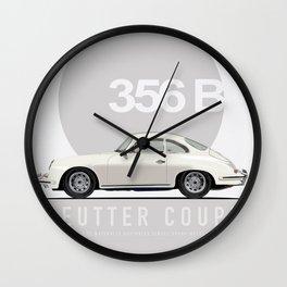 1963 356B Light Ivory John Reilly Wall Clock